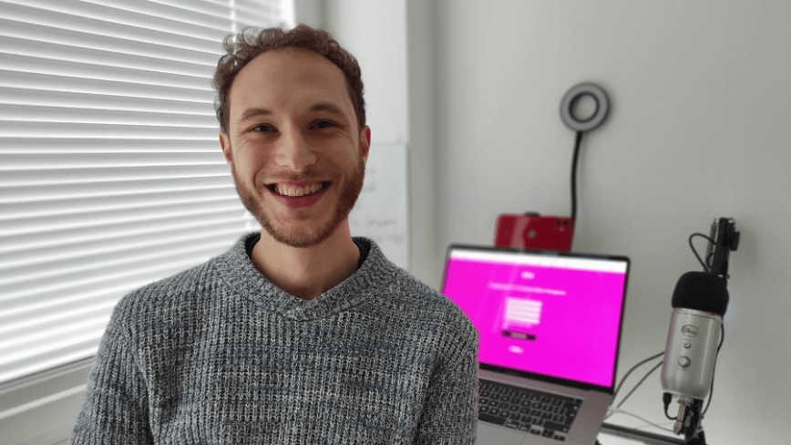 Luis Ouriach — Design Advocate at Figma